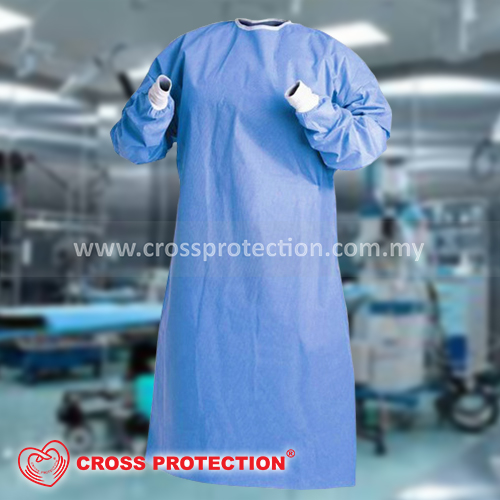 SMMMMS Surgical Gown