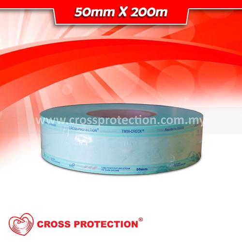 Sterilization Flat Reel 50mmx200m
