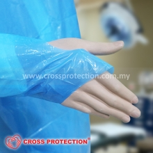 Heavyweight Cystoscopy Gown With Thumb Loop