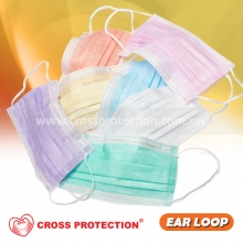 4 Ply Surgical Face Mask - ASTM LEVEL 3