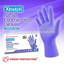 XTRETCH Nitrile Gloves (Powder Free)