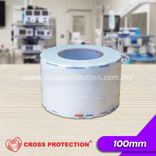 Sterilization Tyvek Reel 100mmx70m