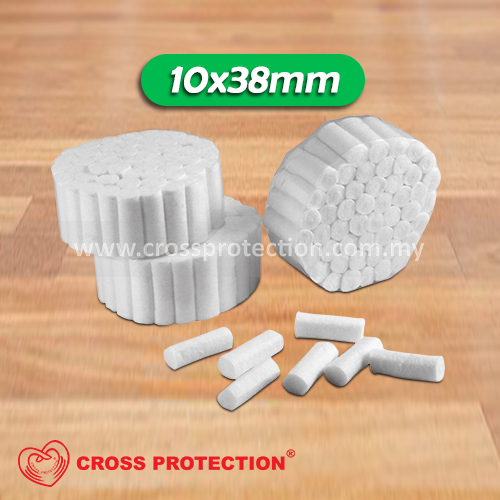 Dental Roll 10x38mm