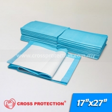 SAP Absorbent Underpad 17x27inch