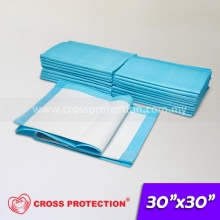 SAP Absorbent Underpad 30x30inch