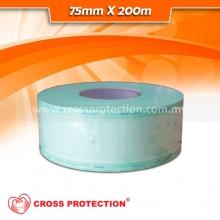 Sterilization Flat Reel 75mmx200m