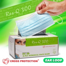 3 Ply Surgical Face Mask - ASTM LEVEL 1 (PROMOTION)