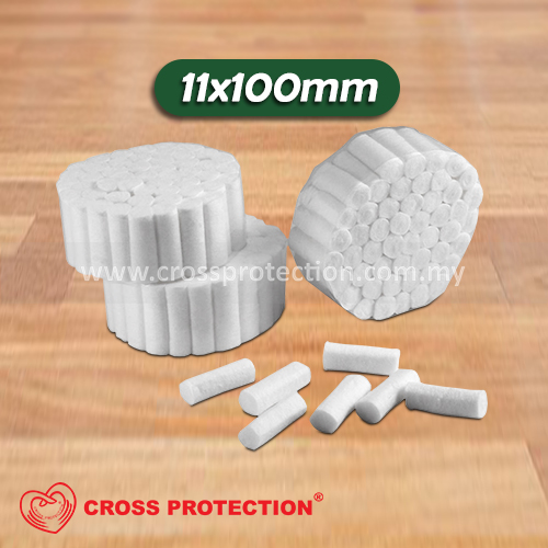 Dental Roll 11x100mm