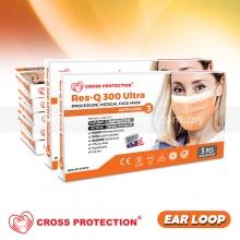 RES-Q 300 ULTRA (Earloop) (5pcs/120bxs)