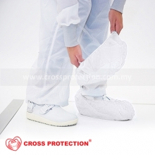 POLY COATED SHOE COVER